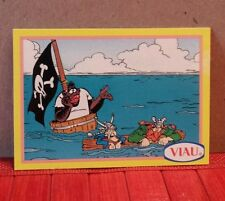 Asterix , la collection , Obelix , base card # 13, the Pirates  . Viau