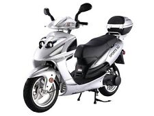 Brand New  149cc Scooter Moped 55MPH 80MPG lancer 150 Free trunk Free Shipping !