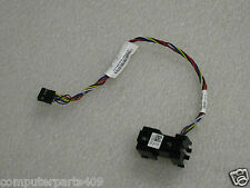 Genuine OEM Dell Vostro 220 Mini Tower LED Power Switch Assembly CN-0J380H