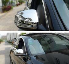 Spiegelkappen Chrom aus ABS fuer Mercedes-Benz GLC X253