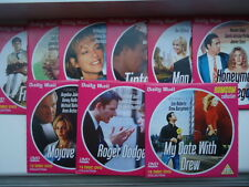 Full Set 12 Rom Com Collection promo dvds
