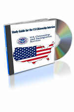 Latest - 100 Questions Study Guide for the US Citizenship Interview AudioCD