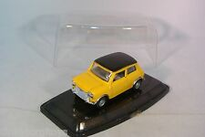 AUTO PILEN 319 MINI COOPER YELLOW WITH BLACK ROOF VN MINT BOXED RARE SELTEN RARO