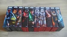 "Star Wars : Set of 10x 5.5"" Figures New Boxed - Kylo Ren Luke Han Rey Finn Kanan"