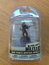 McFarlane's Military Series 1 AIR FORCE SPECIAL OPS CCT Sealed
