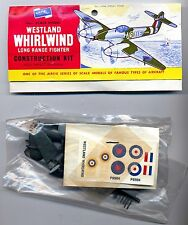 Airfix - Ẁestland Whirlwind - 1/72 model kit - 1950s type 1 bag - 1st issue