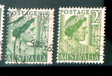 Australia  Stamp Queen Mother 1950  Cancelled