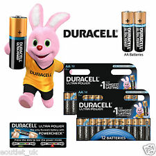 Duracell MX1500 LR6 MIGNON Ultra Power AA Size Batteries - Pack of 24 NEW