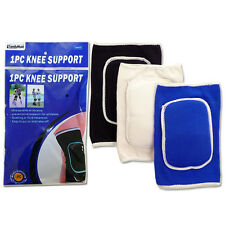 1 PC Sports KNEE SUPPORTER Strap Stretch Wrap Athletic Pads Brace Band BNS-96538