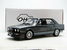 Otto Mobile 1984 BMW  Alpina B7 Turbo Grey Met LE of 999 1/18 Scale New Release!