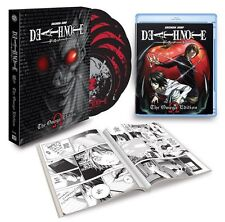 Death Note: The Omega Edition (Blu-Ray Box-Set, Shonen Jump) Brand New Sealed