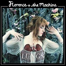 Lungs by Florence + the Machine CD album excellent condition