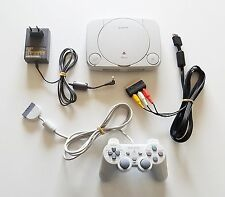 Consola Sony Playstation One 1 SCPH-102 + Mando + Cables (Original) (PS1)