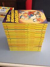 SUPER ALMANACCO PAPERINO 1a Serie # 1/17 - Mondadori - COMPLETA