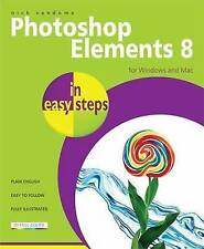 Photoshop Elements 8 In Easy Steps,Vandome, Nick,New Book mon0000063990