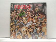 THE UNDEAD LIVE SLAYER LP RARE 1991 ORIG. SEALED THE MISFITS BOBBY STEELE