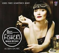 Miss Fisher's Murder Mysteries - Various Artists CD-JEWEL CASE