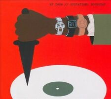 Operation: Doomsday [Digipak] by MF Doom (CD, Oct-2011, 2 Discs, Metal Face...