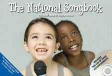 National Songbook 50 Great Songs For Children Sing Voice Piano Music Book & CD