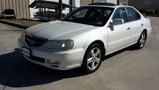 Acura: TL 4dr Sdn 3.2L