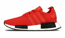 ADIDAS NMD_R1 - RED - WHITE - BLACK - REFLECTIVE - BB 1970 - EUR 42 2/3