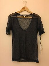 Rodarte for Target NWT Blue Lace Top