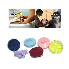 Brand New Pet Dog Puppy Cat Hair Growth Scalp Body Massager Brush Comb Grooming