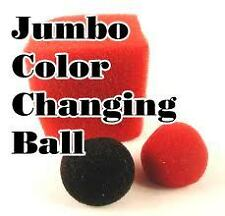 Magic Trick Color Changing Ball to Jumbo Square By Gosh