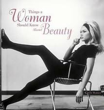 Things A Woman Should Know About Beauty by K Homer ~ Brand new book