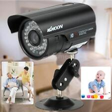 1200TVL HD Waterproof Outdoor CCTV Security Camera IR Cut Night Vision NTSC O9L3