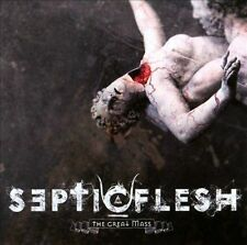 The Great Mass * by Septic Flesh (CD, Apr-2011, Season of Mist)