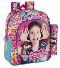 Disney Soy Luna Rucksack Federmäppchen Schultertasche Backpack Tasche Mappe Bag