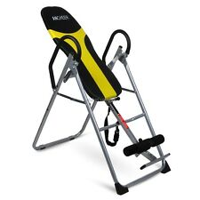 ANCHEER Home Office Gravity Inversion Therapy Table Back Exercise Workout