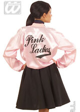 Ladies Plus Size Pink Ladies Jacket