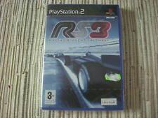 RACING SIMULATION 3 RS3 PLAYSTATION 2 2 PS 2 NUEVO Y PRECINTADO