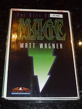 MAGE The HERO DEFINED Comic - No 1 - Date 07/1997 - American Comic