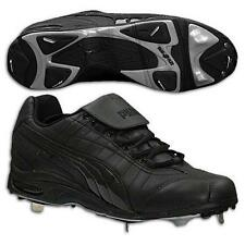 Men's Puma Baseball Shoes-Fusion Cell Metal Kat II.Black With Box US Sz 7 UK 6
