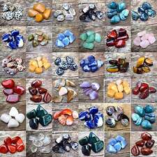 50+ XS tumbled stones crystal tumblestones gemstones Craft tumblestone 5-10mm