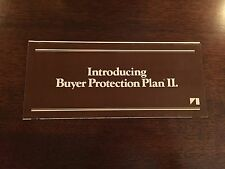 1977 American Motors Buyer Protection Plan II Dealer Showroom Brochure