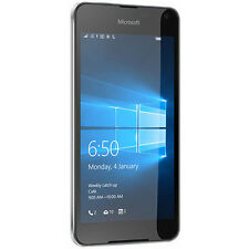 NEW Microsoft Lumia 650 16GB Dual SIM Factory Unlocked Smartphone RM-1154 Black