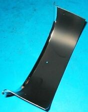 MG MIDGET RIGHT HAND GRILLE MOULD BLACK WITH POLISHED EDGE
