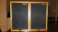A rare chance to get an Original - ROGERS Gold Badge LS3/5A Speakers BBC