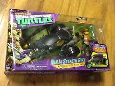 Teenage Mutant Ninja Turtles-Ninjas Stealth Bicicleta Con Exclusivo Raphael, Nuevo Y En Caja