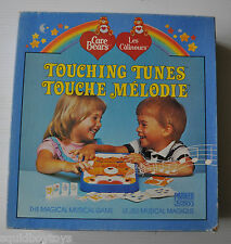 CARE BEARS Touching Tunes Musical BOARD GAME Parker Brothers 1984