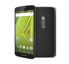 Moto X Play (Black) 32GB Dual Sim VAT paid bill and manufacturer warranty