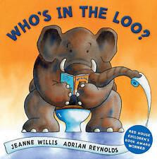 Chi è nel Gabinetto? by Jeanne Willis (Libro tascabile e CD, 2009)