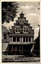 Oudewater Heksenwaag Holland Huis anno 1595 Niederlande Netherlands Postcard