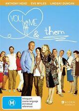 You Me & Them Season 1 : NEW DVD