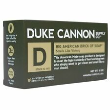 NEW - DUKE CANNON BIG ASS BRICK OF SOAP - VICTORY- FREE SHIPPING