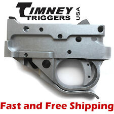 Timeny Ruger 10/22 Drop-In Competiton Trigger Group Silver Housing & Silver Shoe
